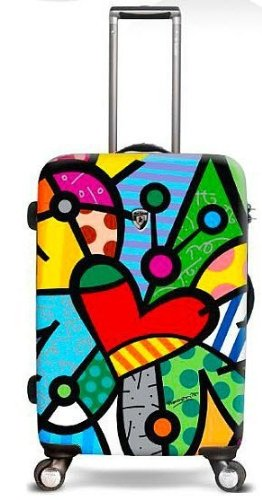 Heys – Artiste Britto Butterfly Love 4 roues Chariot Taille M