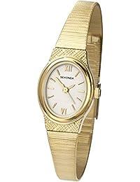SEKONDA 4247.27 - Reloj de pulsera para mujeres, color oro