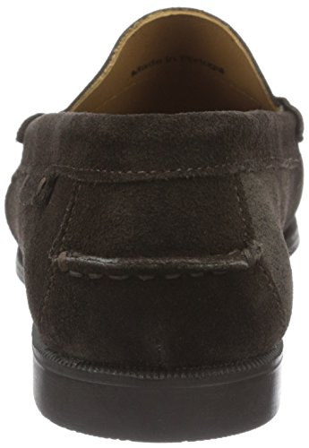 Sebago Damen Plaza II Slipper Braun (Brown Suede)