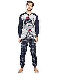 Happy People - Pijama - para hombre