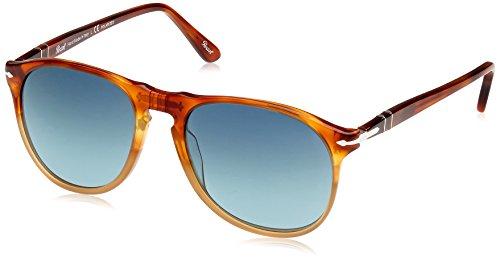 persol-unisex-sonnenbrille-po9649s-gr-medium-herstellergrosse-55-mehrfarbig-gestell-havana-glaser-bl
