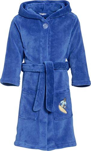 Playshoes - Traje de baño para niño azul de 100% poliéster, talla: 74/80cm (9-18 meses)
