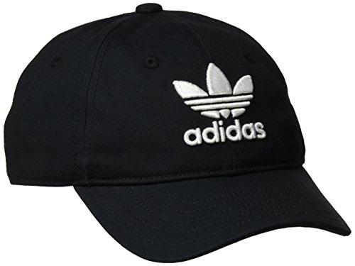 adidas TREFOIL CAP Casquette Noir - (NEGRO) FR : M (Taille...