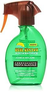 Bilboa - Aquabronze, Abbronzante, Menta Glaciale -  250 ml