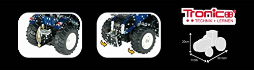 RC Traktor NEW HOLLAND - 8