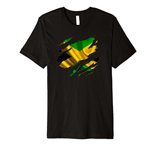 Jamaika T-Shirt Jamaika Flagge Tee Travel Geschenk Souvenir