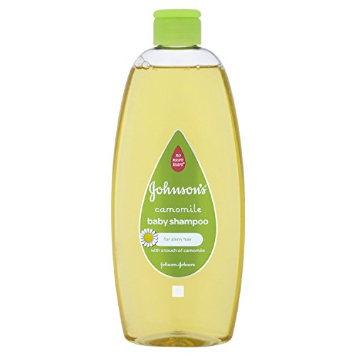 Johnson's Camomile Baby Shampoo 500 ml