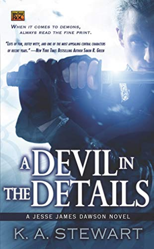 A Devil in the Details: A Jesse James Dawson Novel