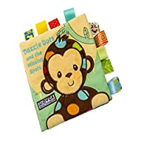 Soft Cloth Book Baby Toy Early Learning Education Animals Book Infant Toys