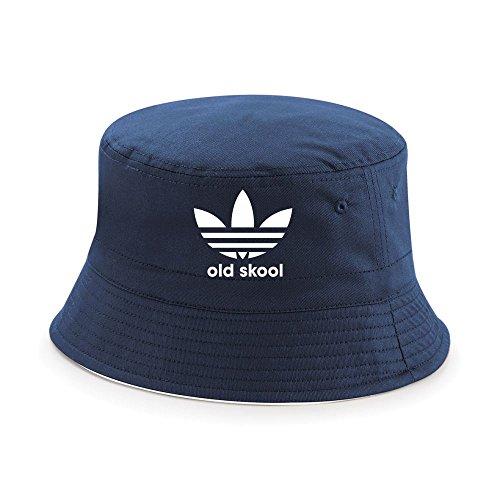 Old Skool Adidas Logo Bucket Hat