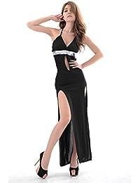 SAMGU Femme Sexy Dos nu Robe Vêtements de nuit Lingerie