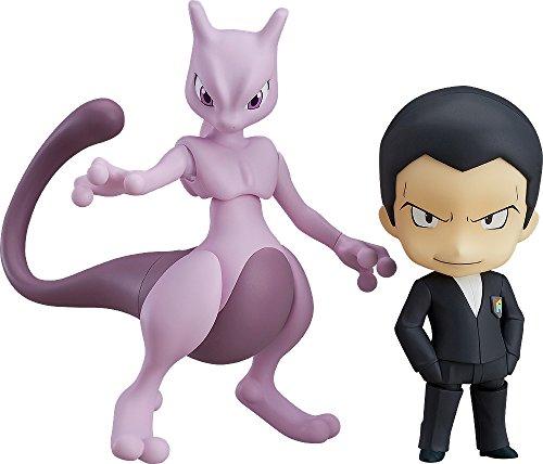 Unbekannt Nendoroid Sakaki & Mewtwo Pocket Monster