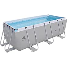 Piscina Desmontable 400x207x122 cm. JILONG 17727-1EU