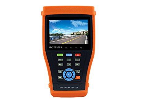 BW 10,9cm Touch Bildschirm IP Kamera Test Monitor PoE Test CCTV Tester WiFi PTZ Controller HDMI OSD-Menü bwipc4300
