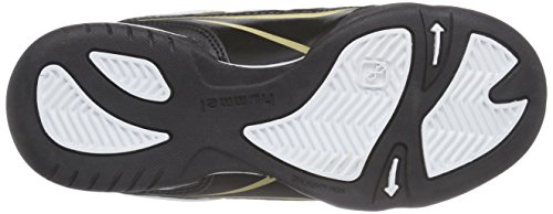 Hummel Root Jr Lace Trophy, Chaussures Multisport Indoor mixte enfant Blanc - Blanc pâle