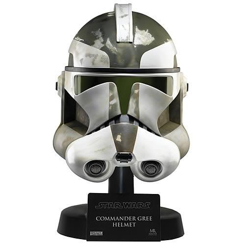Wars Commander Gree Replica Miniatur Helm ()