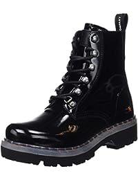 Amazon.es  botas mujer charol - Piel  Zapatos y complementos 58f4848b79e