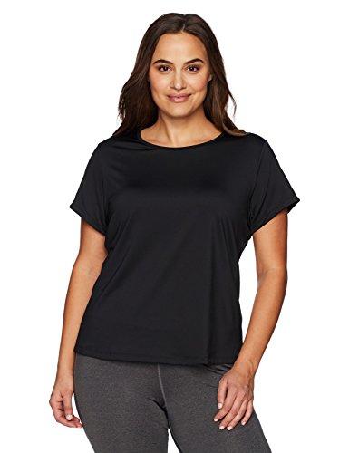 en Rock Steady T-Shirt, Übergröße - Schwarz - 1X ()