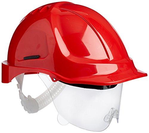 Scott Safety HC600/R/HXSPEC Unvented with HX Spec, Red