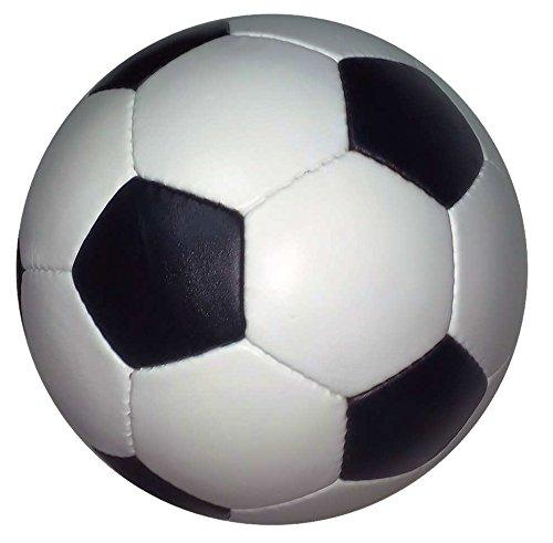Retrofußball, Fußball Retro 1970, 1974 Echtleder -