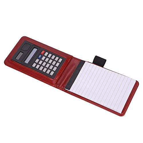 Schnelle Notizen A7tragbar Notizbuch PU Leder Pocket Notizblock liniert Tagebuch mit...
