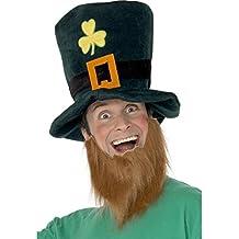 NET TOYS Costume cappello Irlanda giorno di San Patrizio accessori da elfo 9f8f8dd2c51a