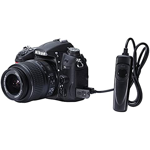 NEEWER MC-DC2 Cable disparador remoto de lanzamiento para Nikon D90 D5000