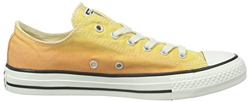 Converse Chuck Taylor All Star, Baskets Basses Mixte Adulte Jaune (Cactus Blossom/Daybreak Pink/E)