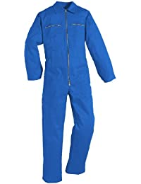 Rallye-Kombination 136-0-1800 - Mono (talla S, 100% algodón), color azul