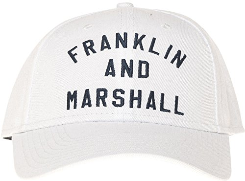 Franklin-amp-Marshall-Embroidered-Logo-Cap-Navy