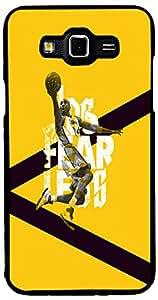 Printvisa Sports Basketball Case Cover for Samsung Galaxy Grand 3 (2D-GR3-D8102)