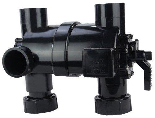 Jandy Serie (Sternzeichen 8034j 2-in-1-pre-plumbed rücklaufendes Ventil mit Gewerkschaften Ersatz für Zodiac Jandy Del Serie D.E. Pool und Spa Filter)