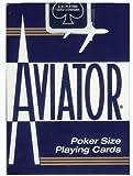 Baraja AVIATOR - Dorso Azul (US Playing Card Company)