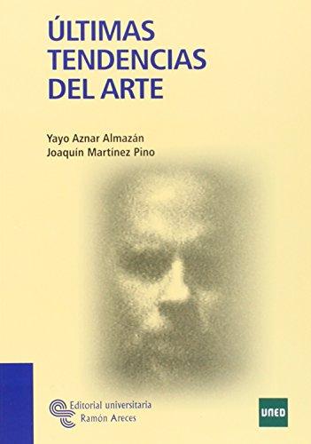 Últimas Tendencias Del Arte (Manuales)