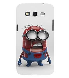 EPICCASE Superhero Minion Mobile Back Case Cover For Samsung Galaxy Grand Max (Designer Case)