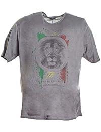 Maxfort 29721 T-Shirt Manica Corta Uomo Taglie Forti 61488926c4a