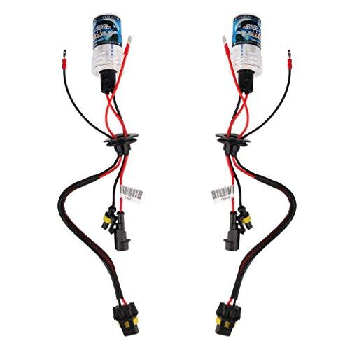 Generic 1 Pair HID Xenon Car Auto Headlight Light Lamp Bulb Bulbs H1 4300K 12V 55W  available at amazon for Rs.730