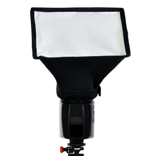 Kaavie - Softbo 6' x 8' pollici- Flash Diffusore Softbox per Opteka universale Flash per Canon Nikon Olympus Pentax Sony Minolta Metz Nissin Sigma