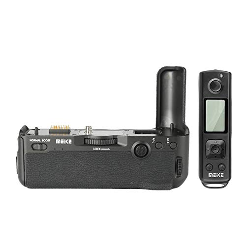 Meike MK-XT3 Pro Professional Battery Grip Equip 2.4 G 100-Meter Wireless Remote Control Compatible with Fujifilm X-T3