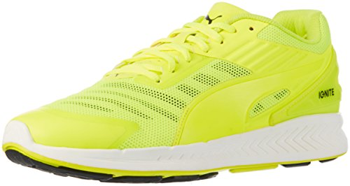 Puma Ignite V2 - Scarpe da Running, colore gelb (safety yellow-puma black 11), taglia 43 EU (9 UK)