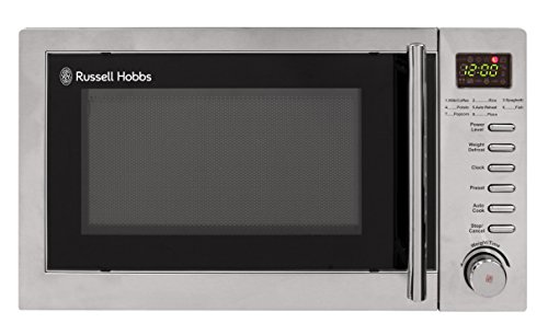 Russell Hobbs RHM2048SS 20L Digital 800w Solo Microwave Stainless Steel
