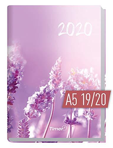 Chäff-Timer Classic A5 Kalender 2019/2020 [Lavendel] Terminplaner 18 Monate: Juli 2019 bis Dezember 2020 | Wochenkalender, Organizer, Terminkalender mit Wochenplaner - Top organisiert durchs Jahr! (Monats-und Wochenplaner)