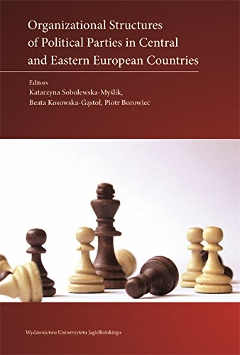 Organizational Structures of Political Parties in Central and Eastern European Countries por Katarzyna Sobolewska-mysl