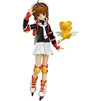 Max Factory Cardcaptor Sakura Sakura Kinomoto Figma Figura De Acción (escuela uniformes versión)