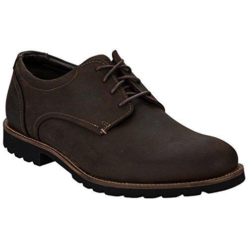 Rockport - Sharp & Ready Colben, Scarpe stringate Uomo Brown