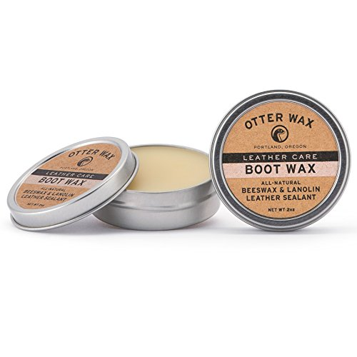 Otter Wachs Boot Wachs | 60| natürlichen LEDER Waterproofer | Made in USA -