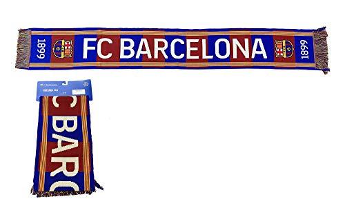 BUFANDA OFICIAL FC BARCELONA VERTICAL 2016 140X20cm