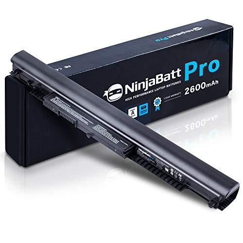NinjaBatt Pro Laptop-Akku für HP 807956-001 807957-001 HS04 HS03 807612-421 807611-221 240 G4 HSTNN-LB6U HSTNN-DB7I HSTNN-LB6V TPN-I119 807611-421 807611-131 - Samsung Zellens - [2600mAh]
