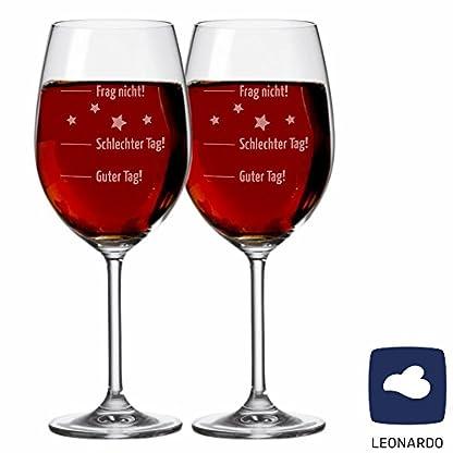 SET-2-STCK-XXL-LEONARDO-Premium-Weinglas-Stimmungsglas-Guter-Tag-Schlechter-Tag-Frag-nicht-630-ml-mit-Gravur-Rotweinglas-Weiweinglas-originelles-Weihnachtsgeschenk