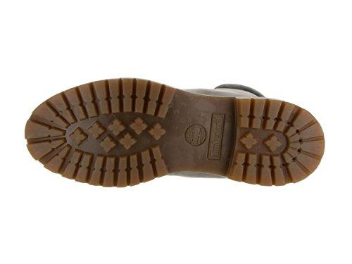 Timberland 6in Premium Boot Dark Rubber CA19SM, Stivali Canteen Waterbuck Nb